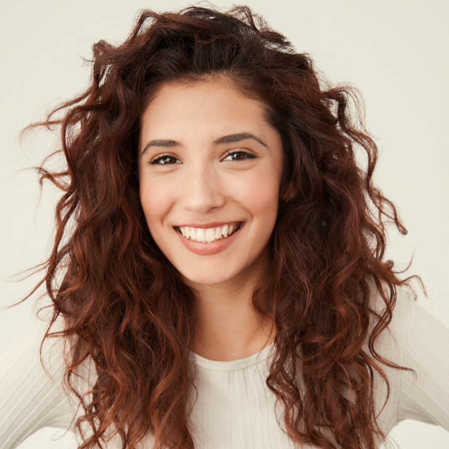 Long Interior Layers With Spiral Curls Haircut Women S Hairstyles Signature Style Salons