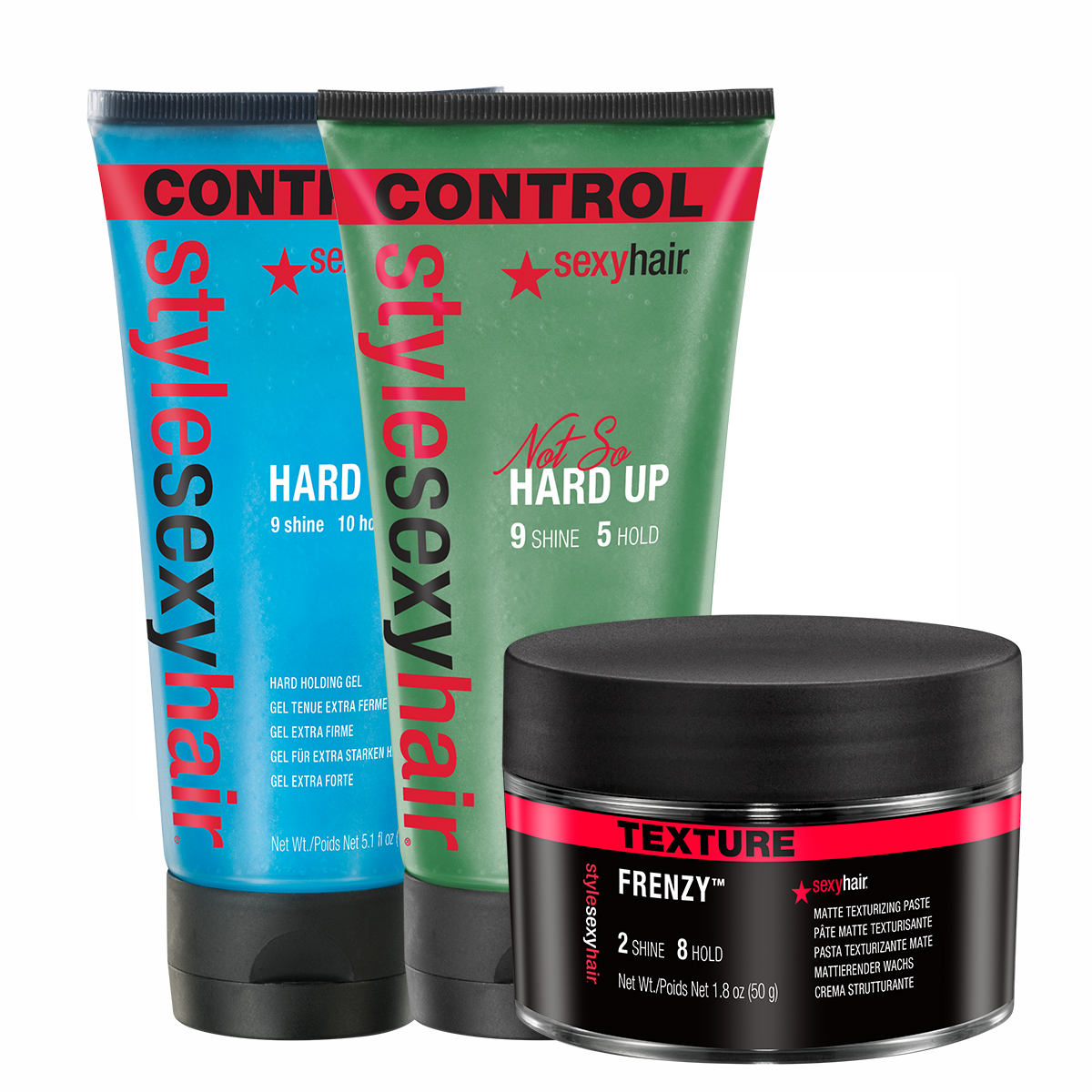 hair styling gel brands hair hair product supercuts 9227 | sexy hair spc product group