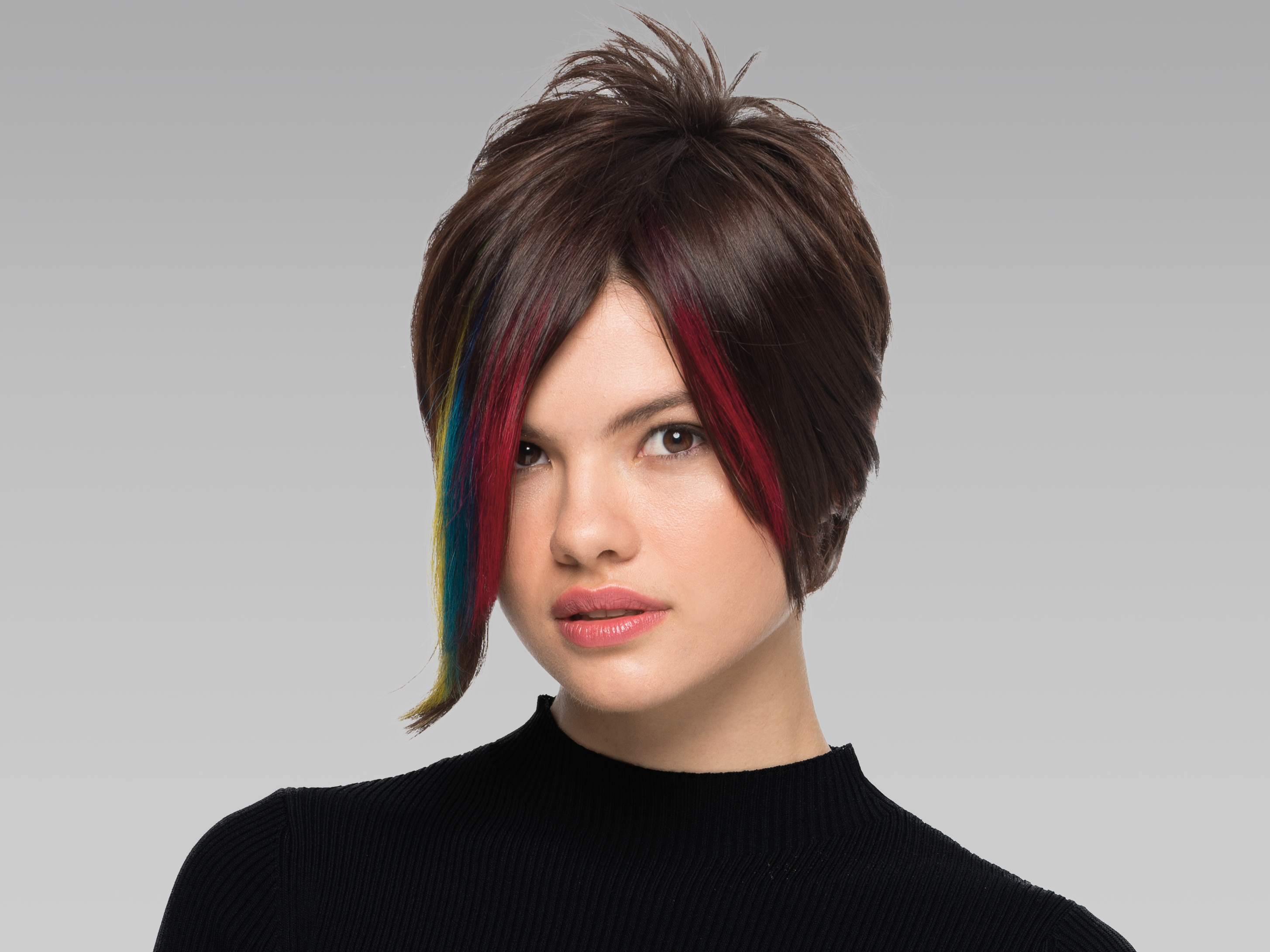 Making The Transition Between Hair Colors Advice Supercuts